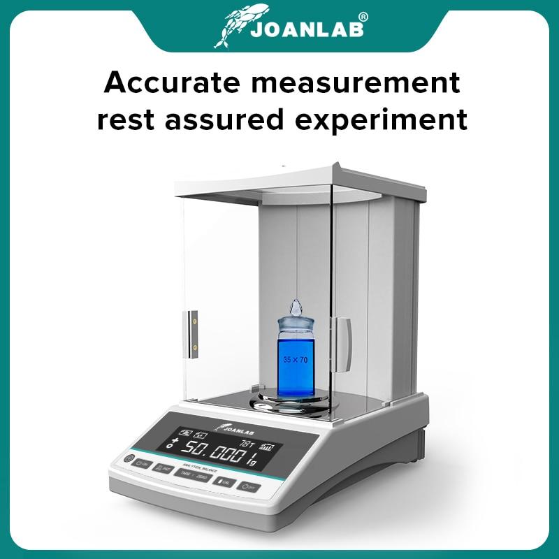 Laboratory Scales Analytical Balance Digital Microbalance Precision Electronic Balance Scale 120g 220g Range 0.0001g Resolution 5