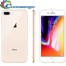 Оригинальный Apple iphone 8/iphone 8 Plus 64 Гб/256 ГБ IOS 3D Touch ID LTE камера 12 МП iphone8/ iphone8plus