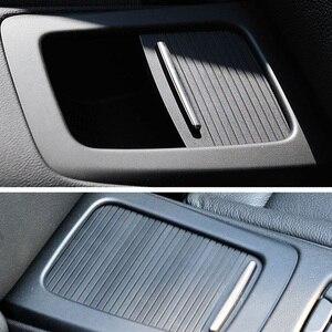 Image 5 - Vodool Achter Bekerhouder Roller Cover Blind Sliding Shutter Voor Bmw E92 E93 3 Serie M3 2005 2012 Merk nieuwe Accessoires