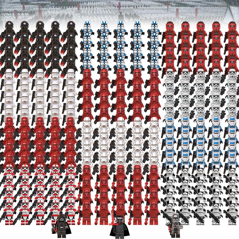 StarWars Minion Stormwind Clone Soldier Quick Selling Popular Block Construction Blocks Toys Strategic Defense Initiative