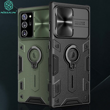 Nillkin CamShield  Armor Case For Samsung Galaxy Note 20 Ultra impact Drop resistance Military Rugged Shield