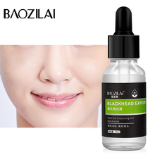 BAOZOLAI Hyaluronic Acid Shrink Pores liquid Oil -Control Face Serum Whitening Plant Skin Care Anti Aging Anti Wrinkle Cream natural rice facial toner whitening refreshing oil control anti wrinkle 1000ml beauty salon shrink pores yellow remove