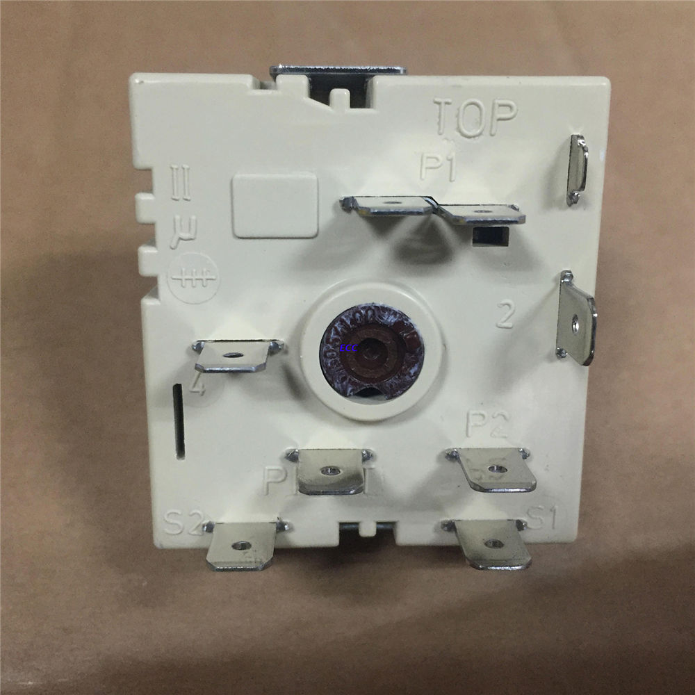 1pc Energy Regulator 50.57021.010 Stepless Switch For Electrolux For Mareno For EGO Cooking Equipments Fridge Repair Part