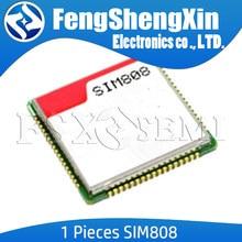 1 sztuk 100% nowy moduł SIM808 GSM/GPRS + moduł gps zamiast modułu SIM908