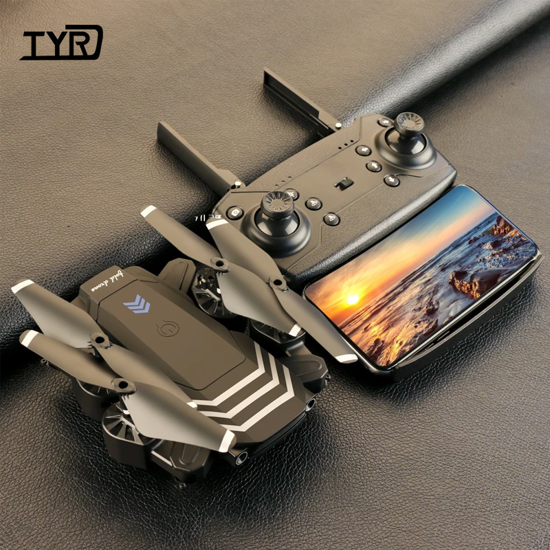 TYRC LS11 Pro Drone 4K HD Camera  WIFI FPV  Hight Hold Mode One Key Return Foldable Arm Quadcopter RC Dron For Kids Gift 1