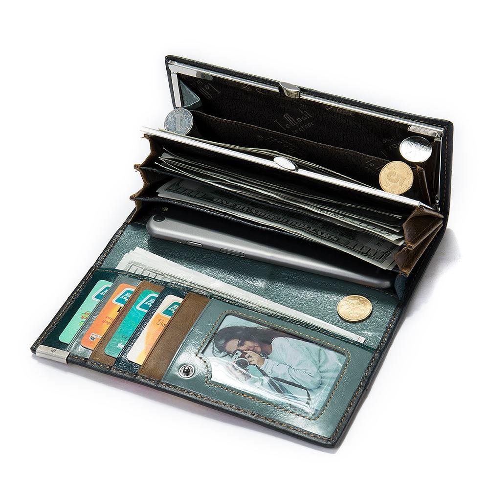 TRIPAR Women Multi Genuine Leather wallet short women's purse/wallet male purse for passport credit card 4131