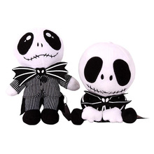 8 The Nightmare Before Christmas Jack Skellington Plush Stuffed Doll Xmas Toy