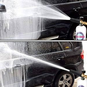 "Image 3 - MATCC Car Washer 200Bar Snow Foam Lance Pressure Washer Gun Car Cleaning Detail Clean  Gun Spray With 1/4"" Quick Release"