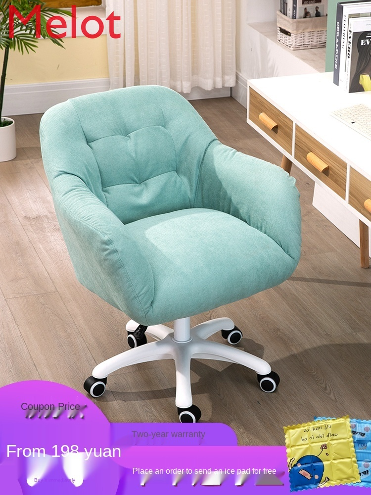 New arrivals student chair competitive swivel chair study writing stool desk swivel chair computer chair back office chair