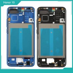 Image 2 - Netwarm غطاء لوحة بإطار مركزي ، لهاتف Huawei Honor 8 / Honor 8x / Honor 9 / Honor 9i / Honor 10 / Honor 10 Lite