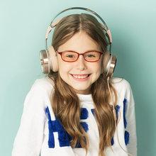 TS Childrens Blue Light Blocking Goggles Pro Kids Bending&Folding Resistance Ultra light Ultrathin Glasses from Xiaomi Youpin