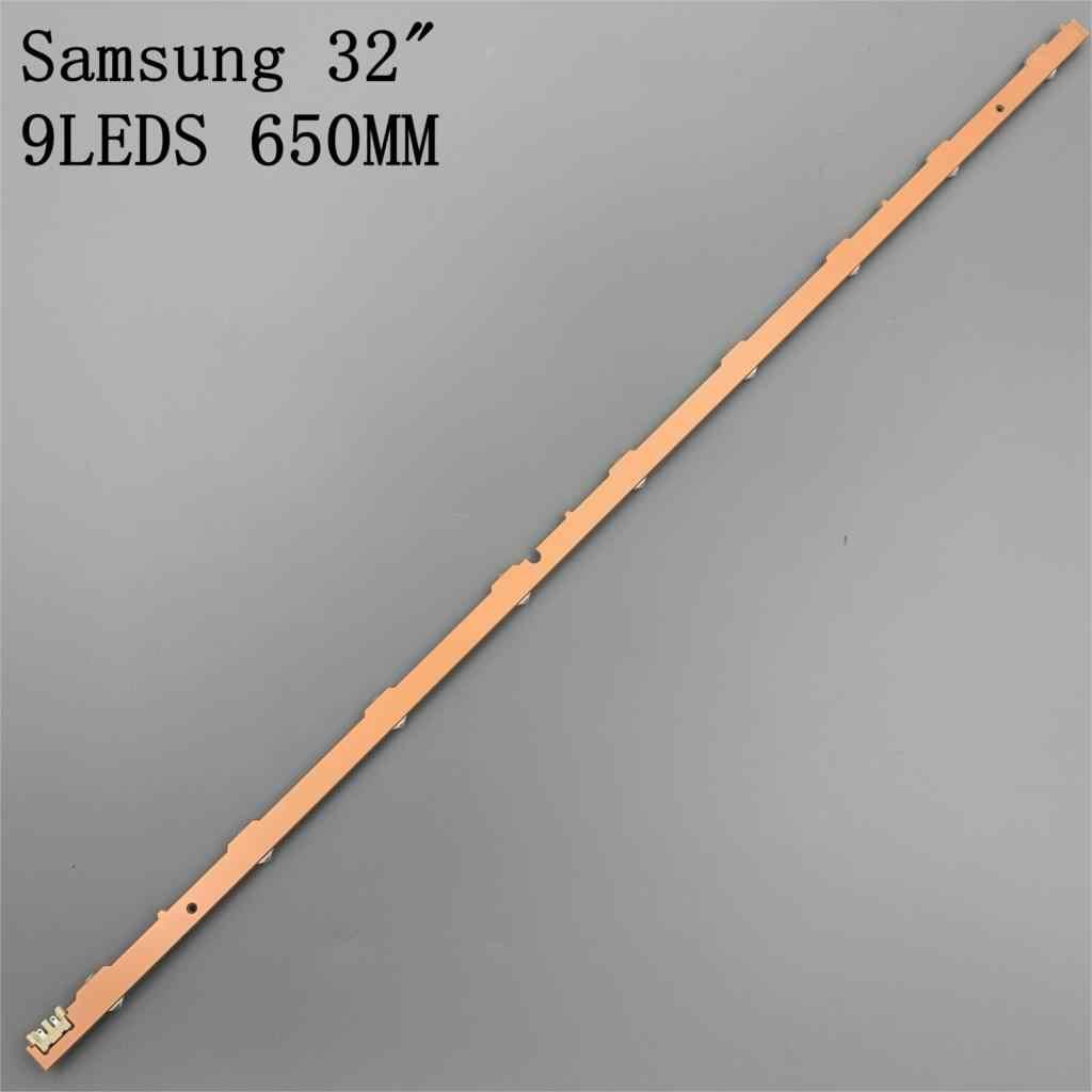 """5 Stks/set 9Leds 650Mm Nieuwe Led Backlight Strip Voor Samsung 32 """"Tv D2GE-320SC0-R3 2013SVS32H 2013SVS32F CY-HF320GEV5H"""