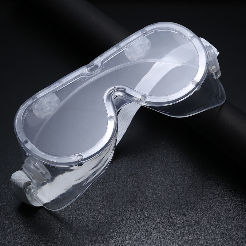 Transparent Safety Goggles Wind Proof Impact Resistant Block Virus Safety Glasses For DIY Game Carpenter Repair Eyes Protection