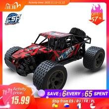RC samochody sterowanie radiowe 2.4G 4CH rock samochód Buggy Off Road ciężarówki zabawki dla dzieci High Speed wspinaczka Mini rc Rc Drift jazdy samochodem