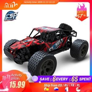 Image 1 - Rc車2.4グラム4CHロック車オフロードトラックのおもちゃ子供のための高速クライミングミニrc rcドリフト駆動車