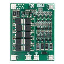 Зарядное устройство для литий ионной и литиевой батареи 4s 40a