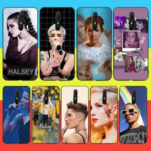 цена на NBDRUICAI Halsey Hopeless Fountain Kingdom Soft Silicone TPU Phone Cover For Oppo A5 A9 2020 A11x A71 A73S A1K A83 case