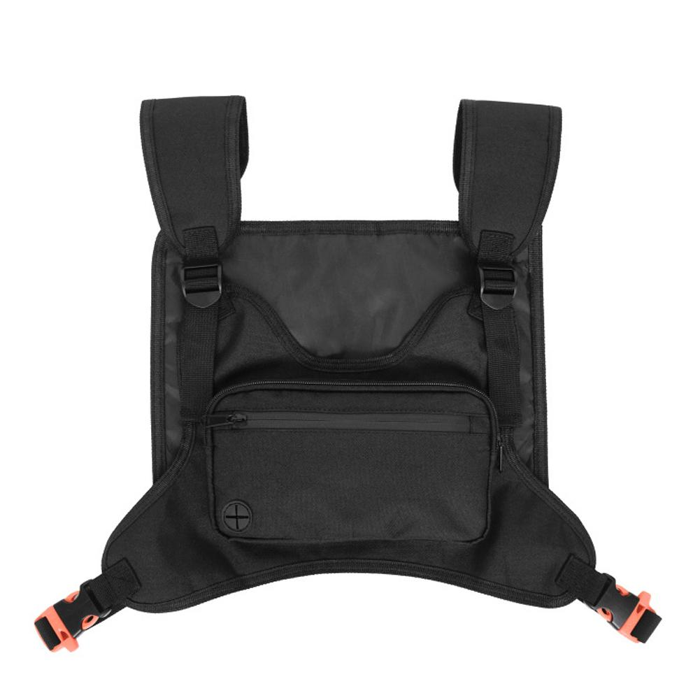 Outdoor Sports Chest Bag Leisure Running Backpack Fitness Fishing Vest Bag Cycling Backpack Large Capacity For Outdoor Sports