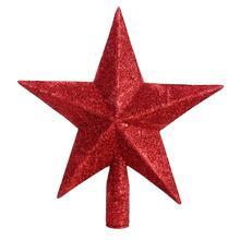 """Рождественская елка фигурки жениха и невесты; звезда Пластик Рождественская звезда дерево фигурки жениха и невесты; для рождественского стола для декора Рождество """"сделай сам"""""""