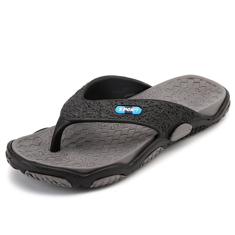 Summer Beach Slippers Men Breathable Sandals Outdoor Flip Flops Man Anti Skid Crocse River Sea Mules Flat Slides Zapatos Hombre