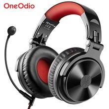 Oneodio有線ワイヤレスbluetoothヘッドフォンブームマイクステレオワイヤレスヘッドフォン電話のpcゲーマーのため