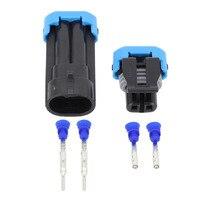 2 Pin Outdoor Temperatuur Sensor Stekkers Automotive Connector Waterdichte Connector DJ7024-1.5-11/21