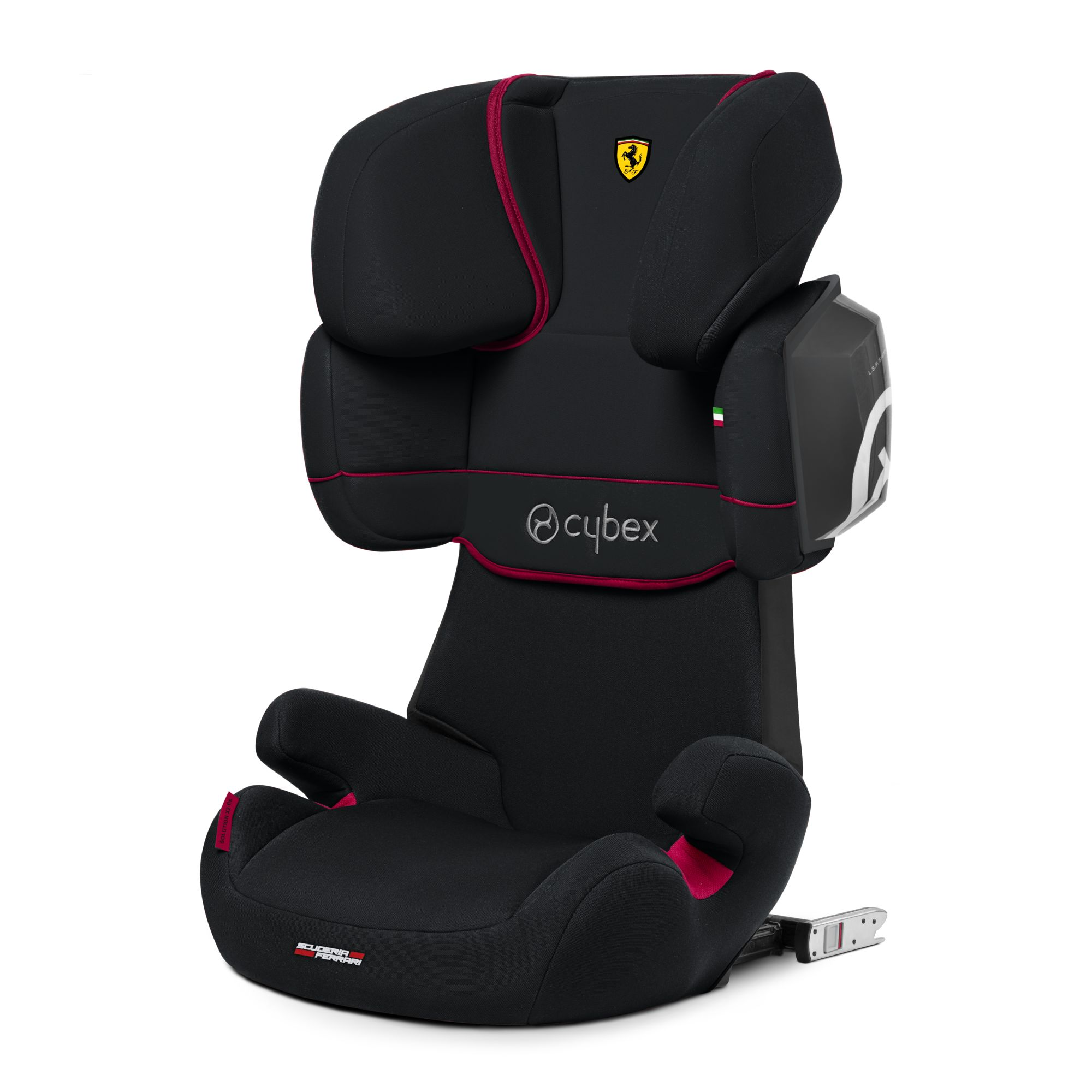 Child Car Safety Seats Cybex 519000245 for girls and boys Baby seat Kids Children chair autocradle booster  Black