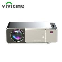 Vivicine Nieuwste V20 Mini Led Video Projector, Hdmi Usb Lcd Licht Goedkope Home Theater Beamer