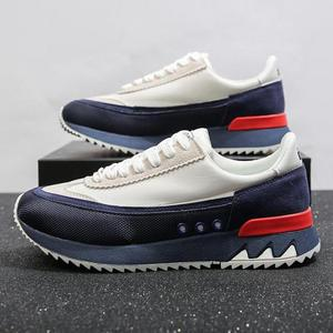 Shoes Fashion Canvas Casual Shoes Lightweight And Breathable Walking Shoes Flat Tennis Sneakers Flat Platform Mixed Color