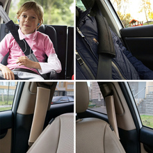 2pcs Universal Car Seat Belt Pads Shoulder Strap Pad Cushion Cover Protector Safety for Adults Kids Z2