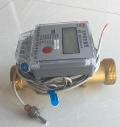 Typ rurociągu ultradźwiękowy ciepłomierz przepływomierz Dn20DN25 klimatyzacja ogrzewanie i chłodzenie