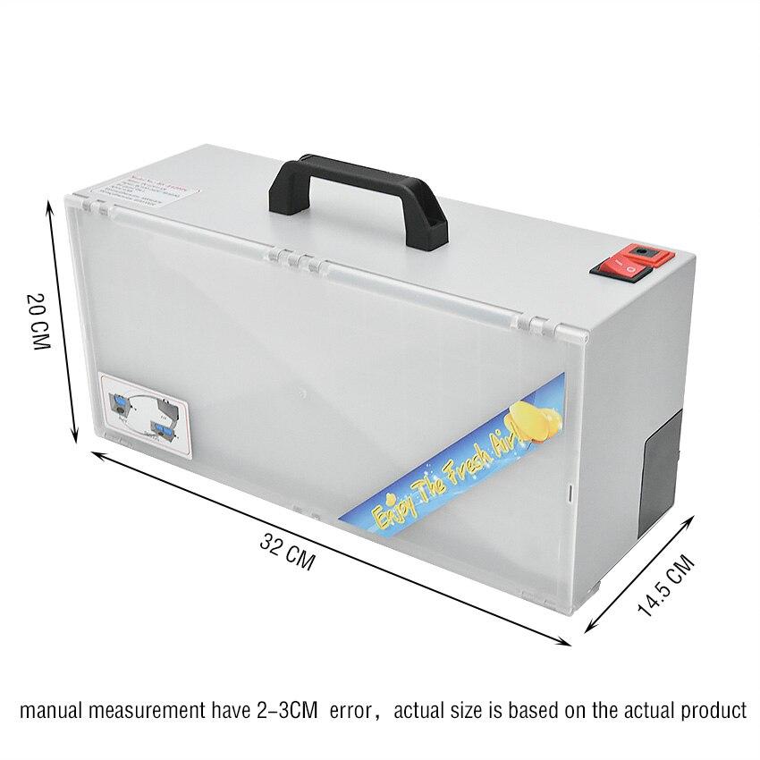 dobrável pintura spray extrator filtro de escape