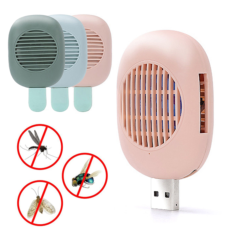 Radiationless USB electric mosquito repellent killer For Hiking Outdoor Summer Home Mosquito Repeller Repellent Pest Control