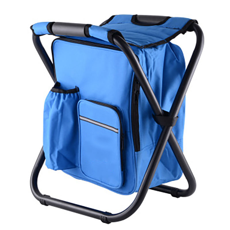 saco mochila de pesca cadeira fezes portátil
