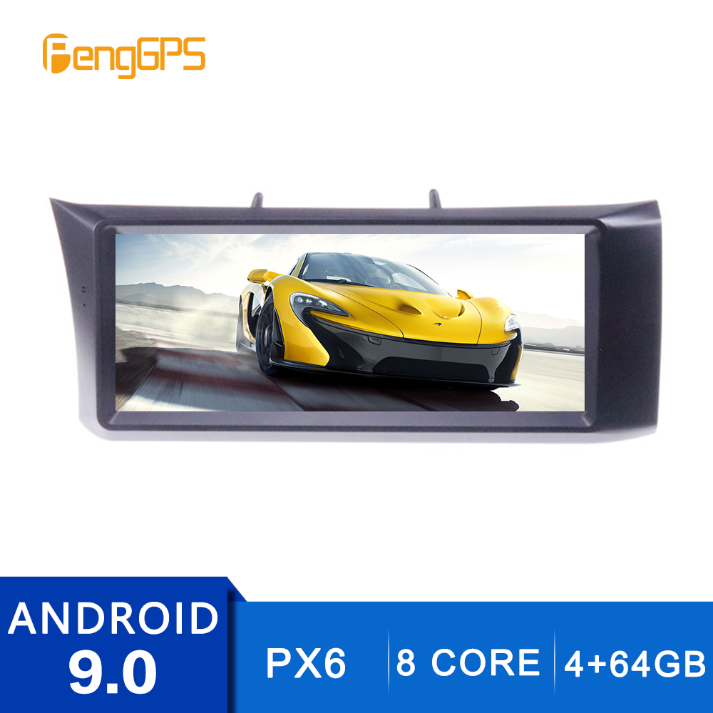 4+64G Android 9.0 DVD Player For Toyota 86 For Subaru BRZ 2013+ Car Tesla Style GPS Navigation Radio 1092*1080 Multimedia Unit