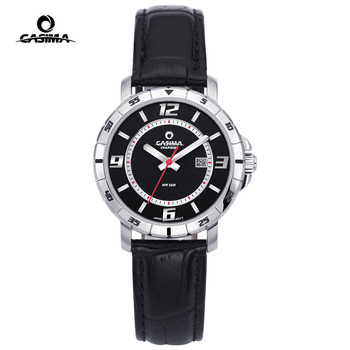 CASIMA Brand Women Watches  Ladies Fashion Luxury Waterproof Black Casual Dress Quartz Wrist Watch Clock Woman Relogio Feminino watches women luxury brand lady wrist watches square fashion woman quartz ladies magnet strap free buckle watch relogio feminino