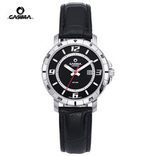 цены Relogio Feminino CASIMA Women Watches Top Brand Luxury Womens Waterproof Black Fashion Dress Quartz Wrist Watch Clock Woman Saat