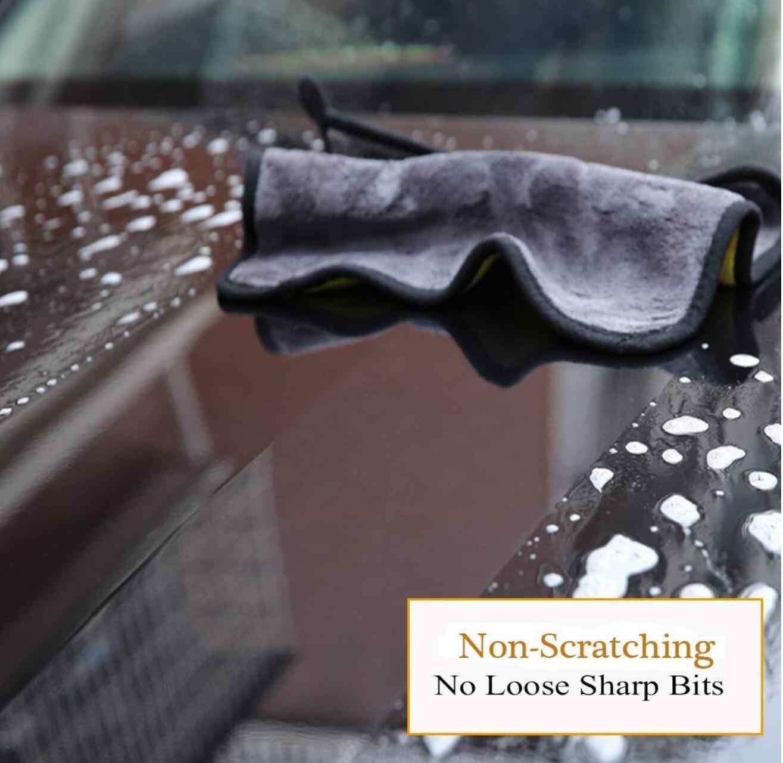 Toalla de secado de coches paño de limpieza ventanas Pantalla de cocina para Peugeot 206 307 407 308 Toyota Corolla Rav4 Yaris Avensis Mini Cooper