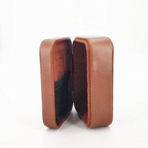 Image 3 - TINHiFi Case High end Magnetic Portable PU Storage Case Earphones Cable Headphone Box Headset Bag For TIN Earphones  Tin T4 T2