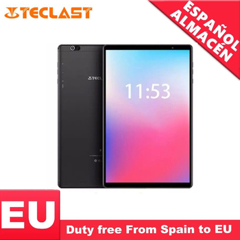 Teclast P10HD 4G Phone call Octa Core tablet pc 3GB RAM 32G ROM IPS1920*1200 SIM Android 9.0 OS 10.1 Inch Tablet GPS 6000mah teclast tbook 16 power tbook16 power 8g ram 64g rom win10 android 6 0 intel x7 z8750 quad core 11 6 1920 1080 2 in 1 tablet pc