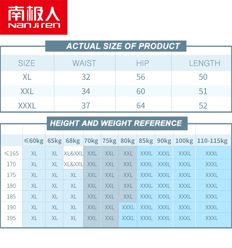 NANJIREN Men Shorts Fitness-Pants Casual-Board Comfortable Summer Plus-Size Male Man