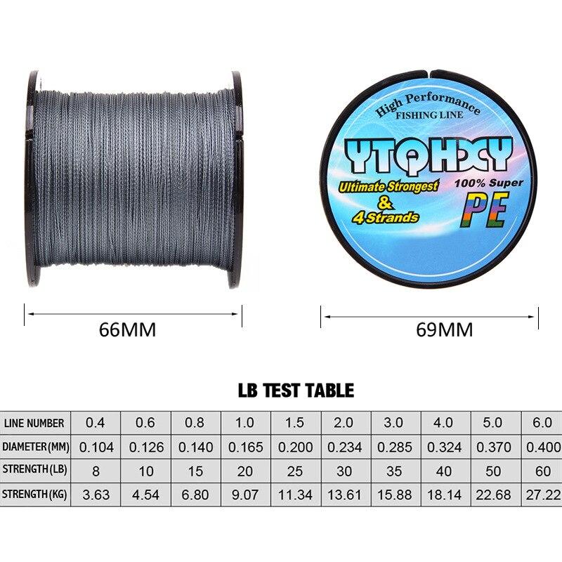 4 серии, 100 метров, сильная Конская леска, основная леска, PE леска, ткацкая рыболовная снасть, кайт леска, многофиламентная рыболовная леска