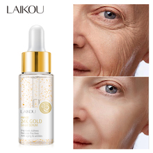 LAIKOU 24K GOLD Snail Serum Snail Essence Face Cream Moisturizing Acne Treatment Skin Care Repair Whitening AntiAnging Winkles