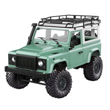 1:12 MN-90K RC Crawler Car 2.4G 4WD Remote Control Big Foot Off-road Crawler Military Vehicle Model RTR Remote Control Truck Toy