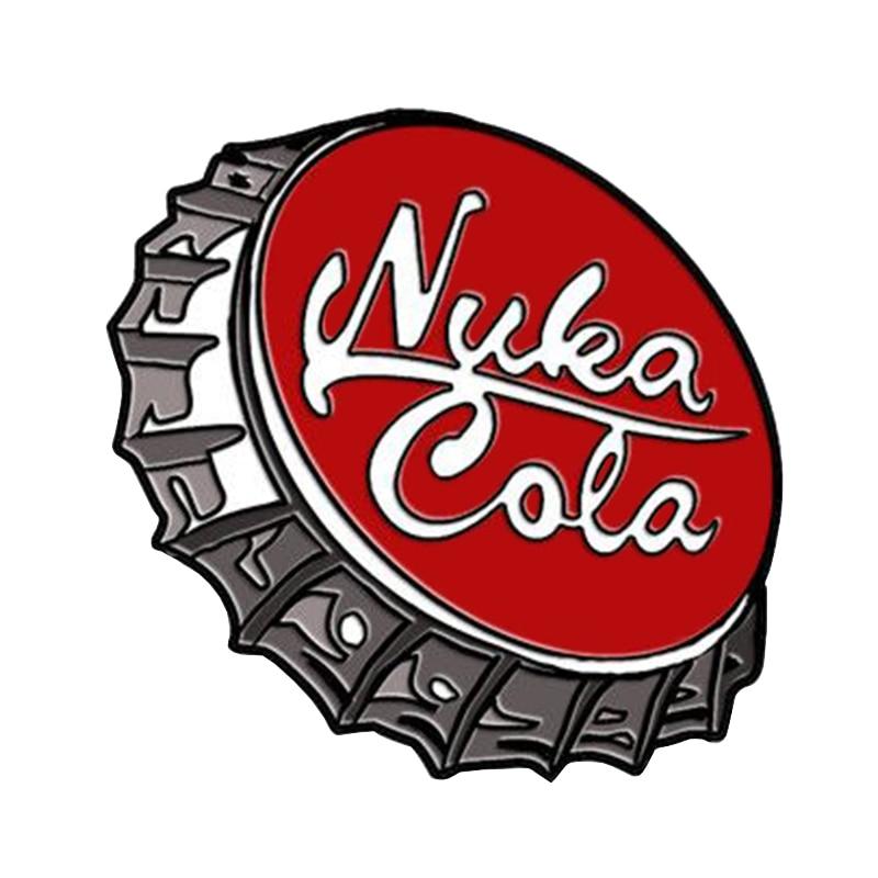 Fallout 4 Nuka Cola bottle cap pin