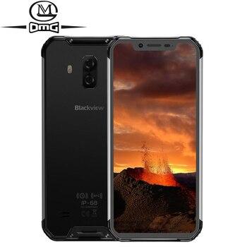 Перейти на Алиэкспресс и купить Blackview BV9600E новый водонепроницаемый ударопрочный смартфон, 4 Гб + 128 ГБ, Helio P70, Android 9,0, 6,21 дюйма, 5580 мАч