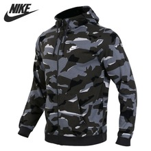 Original New Arrival 2017 NIKE NSW AV15 HOODIE FZ FLC Men's Jacket Hooded  Sportswear цена в Москве и Питере