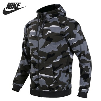 Original New Arrival NIKE NSW AV15 HOODIE FZ FLC Men s Jacket Hooded Sportswear.jpg 350x350 - Nike AV15 Hooded Fleece Men's Jacket