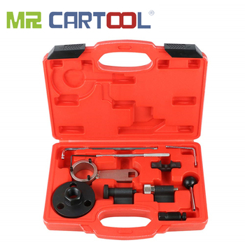MR CARTOOL Diesel Engine Camshaft Locking Alignment Timing Tool For VW Audi A1 A3 A4 A5 A6 TT Q3 Q5 VAG 1.6 2.0L TDI