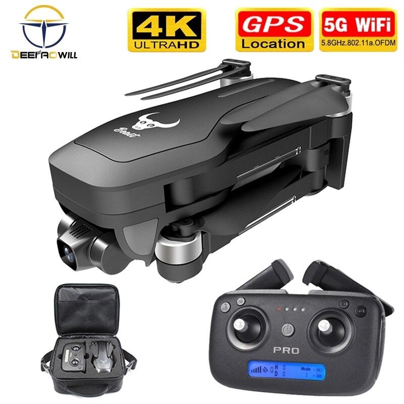 Clearance SaleDrone 4k Camera Mechanical-Gimbal 5g Wifi Flight-25-Min Sg906-Pro Supports NWE HD Ce